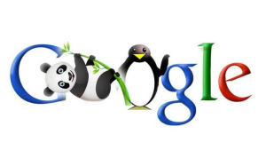 googl panda penguin image